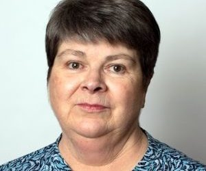 Person in Charge, June Annersley